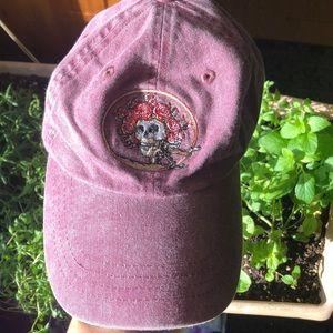 Grateful dead cap